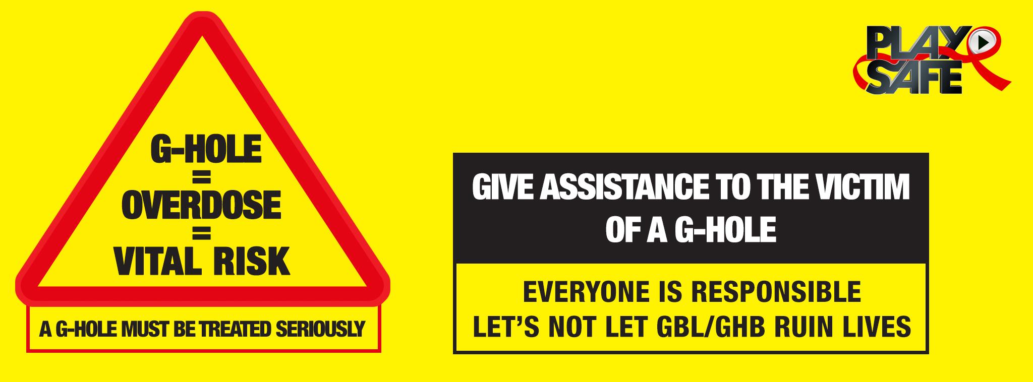 GHB Warning